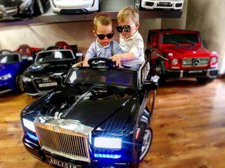 Качественные электромобили 12V на лицензии! Купить в Молдове! Гарантия!