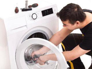 Срочный ремонт стиральных машин на дому. Бесплатный выезд. Запчасти