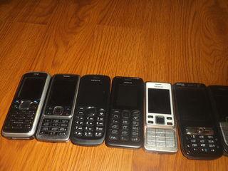 Срочно продам телефоны Nokia