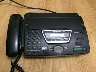 vind fax Panasonic lucreaza si arata perfect