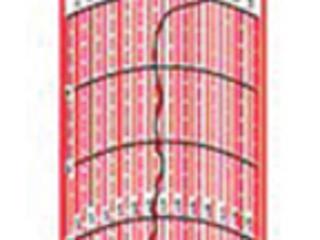 Термограф - самописец температуры при перевозке скоропортящихся продуктов (шпион)