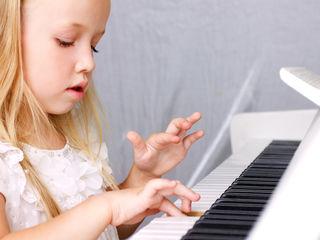 Уроки музыки.Фортепиано для детей.
