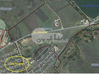 Teren 718 ari (7,18 ha), pentru parcare tir-uri și/sau construcție frigidere șos. Hâncești