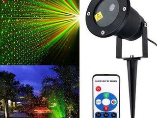 Лазерные звездные проекторы Star Shower