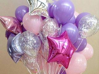 Compoziții de decor din baloane cu heliu ...!!!