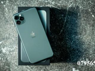 Iphone 11 pro, midnight green, 64 gb, new!!!