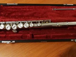 Flaut yamaha yfl 221 s made in japan,nai nou de bambuc