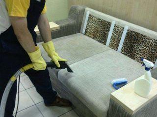 Curatarea + dezinfectarea canapelelor, scaune,coltare,saltele etc si coavoare