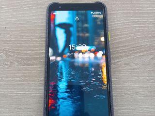 Google Pixel 3A + Оригинальный чехол
