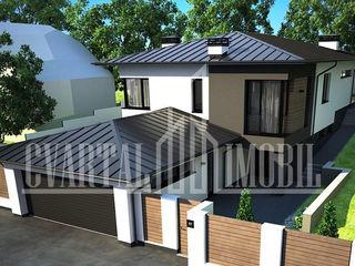 Se vinde casă nefinalizata cu 2 nivele, amplasată în Durlesti.