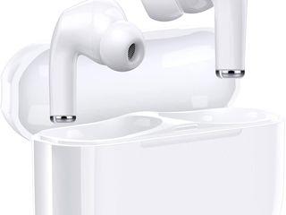 Casti Wireless Bluetooth Tip Earpods беспроводные наушники