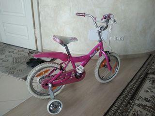"""продам детский велосипед Giant Puddin 16"""" для девочек 1200 леев"""