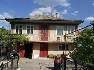 Продаём двухэтажный котельцовый дом со всеми удобствами и гаражом в с.Ержово=$21900