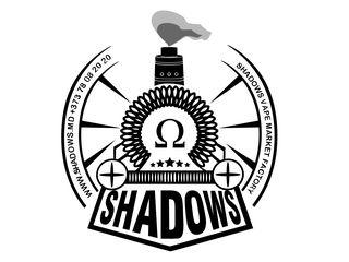 Shadows tigari electronice, premium lichid