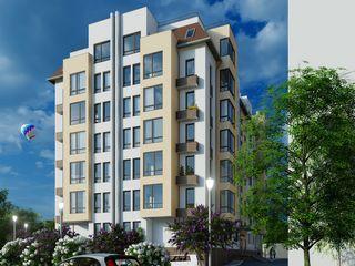 Astercon Grup - apartament cu 1 odaie et.5, suprafața 41.77 m2, 650 €/m2, mun.Chișinău, com.Stăuceni