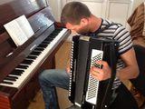 Lectii de acordeon in Chisinau