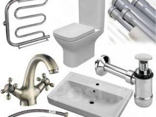 Schimbarea tevilor, apeduct canalizare. Inlaturare scurgeri. Instalarea robinete, boilere, masini