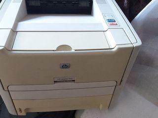 HP LaserJet 1160 - В рабочем состоянии