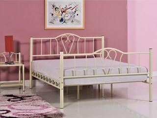 Кровати металические, двухярусные, двуспальные...