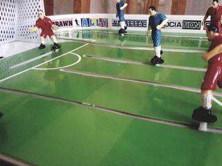 Большой 1 метр длину настольный футбол, fotbal de masa