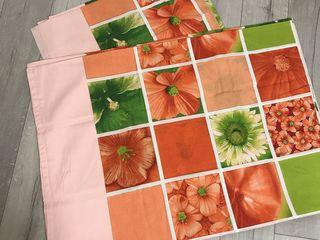 Комплект постельного белья из смеси хлопка и льна