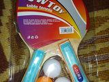 Ракетки теннисные и для настольного тенниса по 100 лей