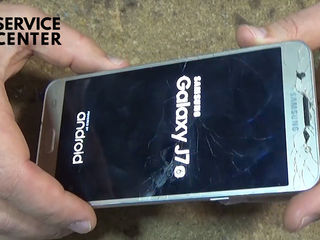 Samsung Galaxy J7 2016 (J710) Стекло разбил, пришел, заменил!