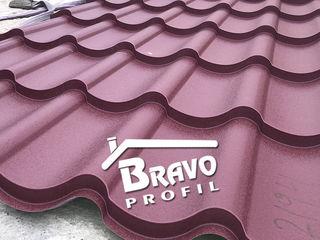 Tigla metalica Bravo. Reduceri 20% !!!