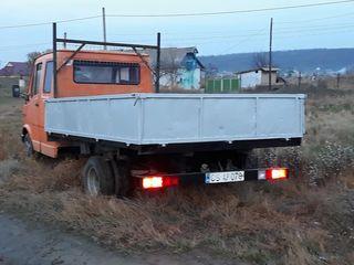 Schimb camion pe teren sub constructie in danceni