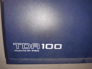 Цифровая гибридная IP-ATC Panasonik KX-TDA100