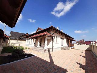 Vânzare casă spațioasă cu 2 nivele, amplasată în zona ultracentrală din com. Dumbrava