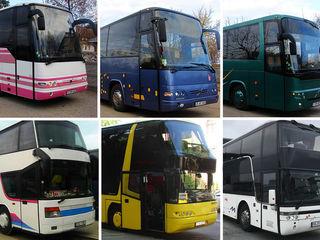 Автобусы на заказ