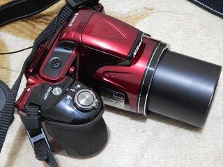 Nikon Coolpix L830 — 34-кратного бюджетного ультразума для любительской съемки