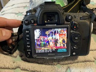 Продам профессиональный фотоаппарат Nikon D7000