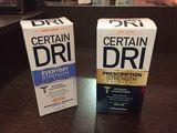 Antiperspirant Certain-Dri