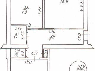 Продаем 2-комнатную квартиру с евроремонтом в г. Рыбница по ул.Севастопольской=$11990
