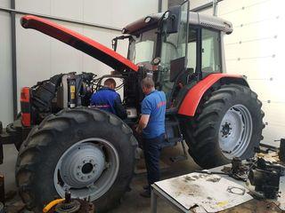 Качественный ремонт тракторов !