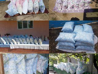 ( чистка подушек на дом) в любое точку Молдавии