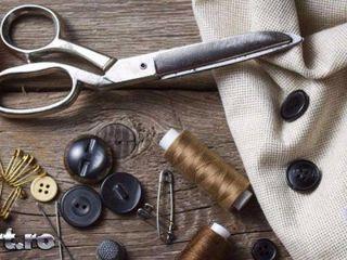 Atelier croitorie,scurtarea,repararea,coaserea hainelor si articolelor textile.
