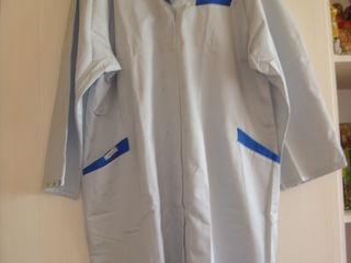Халаты медицинские, рабочие, форменные новые, размер 50
