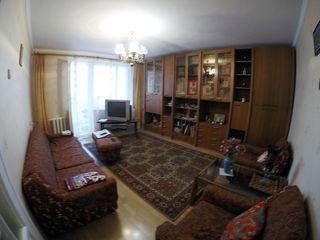 Четырехкомнатная квартира 81 м2 Кишинев Боюканы Алба Юлия