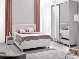 Dormitor Ambianta RIO (ALB), calitatea garantată !!