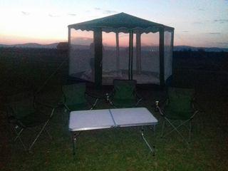 Pavilion palatcă cort - Perfect pentru o terasă la vilă, casă, lac, pădure, mare, piscină, turism!