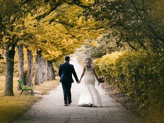 Свадебное платье, новая фата в подарок (M-L)