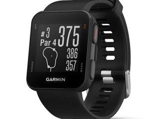 Спортивные часы Garmin Approach S10 GPS Golf Watch Black