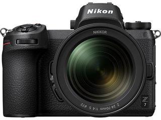 Nikon z7 body new