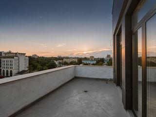 Эксклюзивный 4-комнатный пентхаус с террасой / 4 ванные, подземная парковка / Высота потолков 3.3м