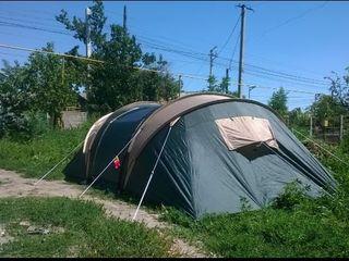 Палатка 3 комнатная