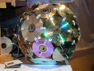 DVD диски-брак, но внешне как новые для творчества.