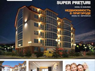 Reduceri !!!  apartamentului cu 2 odai  26900 euro